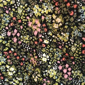 e01f635cf0c J. Jill Pants | J Jill Live In Chino Floral Print Ankle Pant | Poshmark